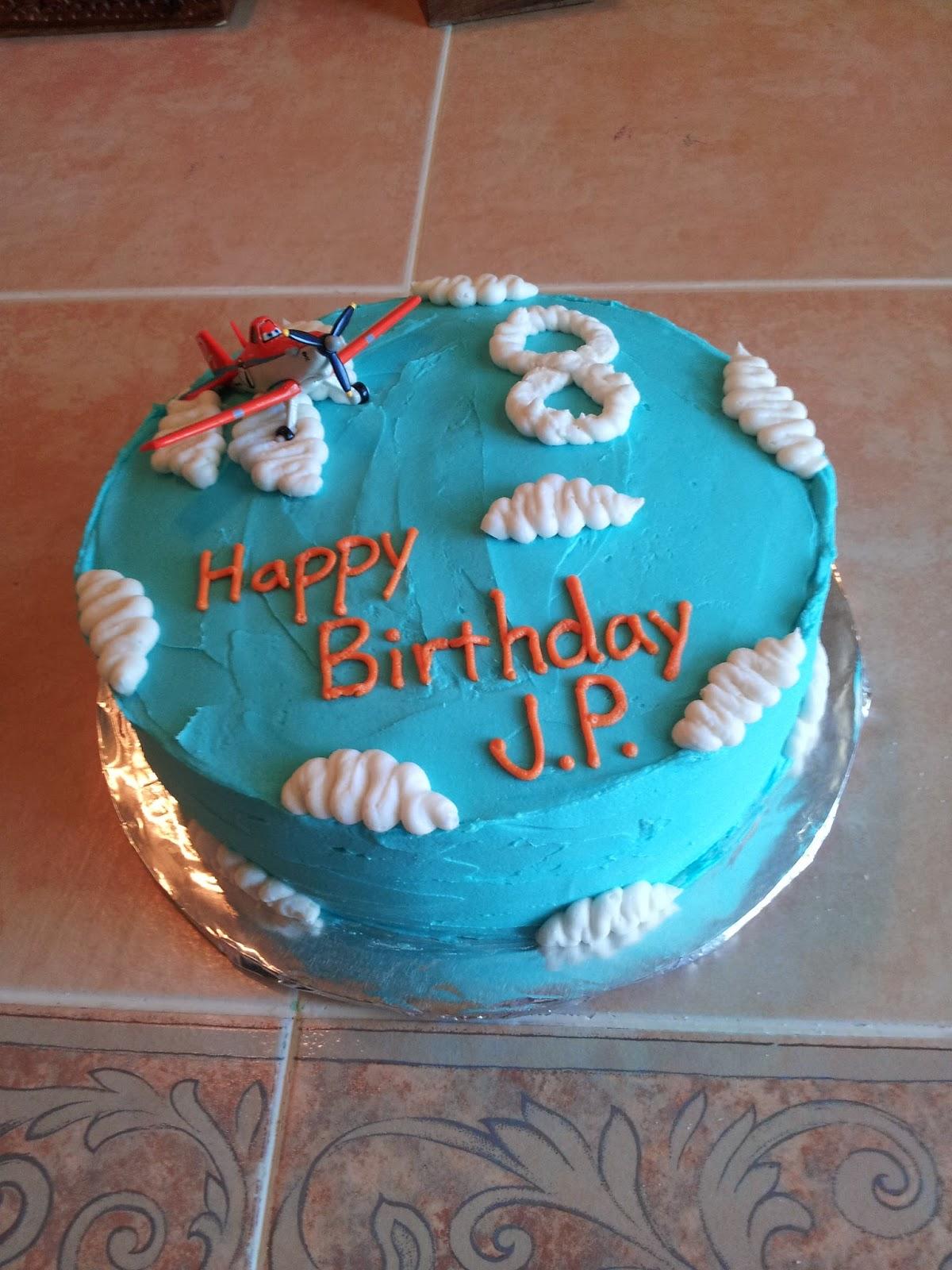 Cakes By Pamela Pixar Planes Birthday