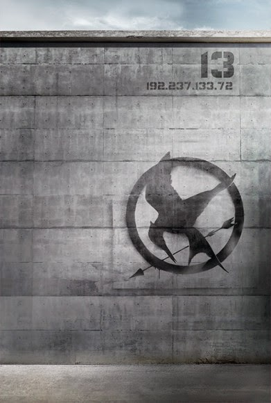 Hunger Games Mockingjay District 13 Mobile Site