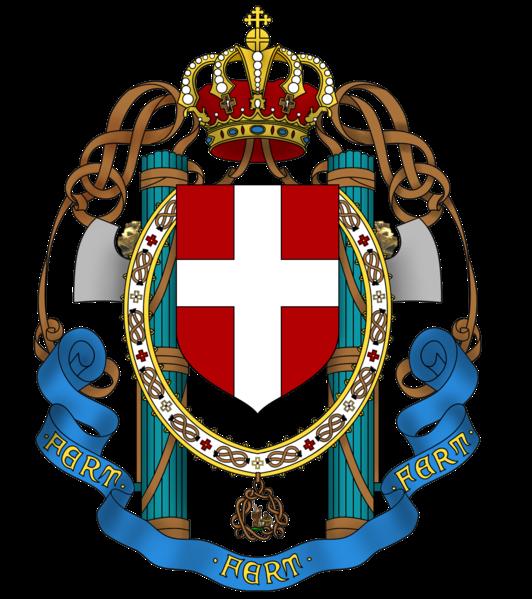 The Italian Monarchist Symbols