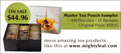 Master Tea Pouch Sampler