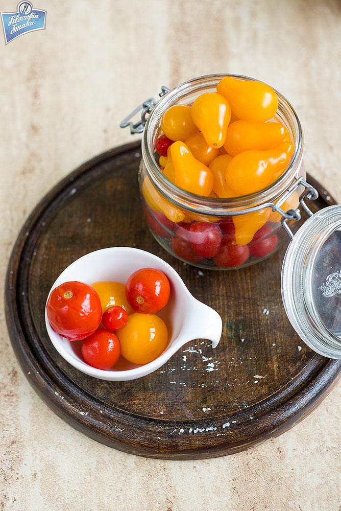 Marynowane pomidory przepis