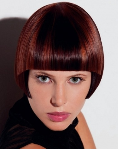 Fab Short Bob Haircut 2014