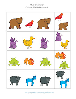 Brown Bear Brown Bear Coloring Pages