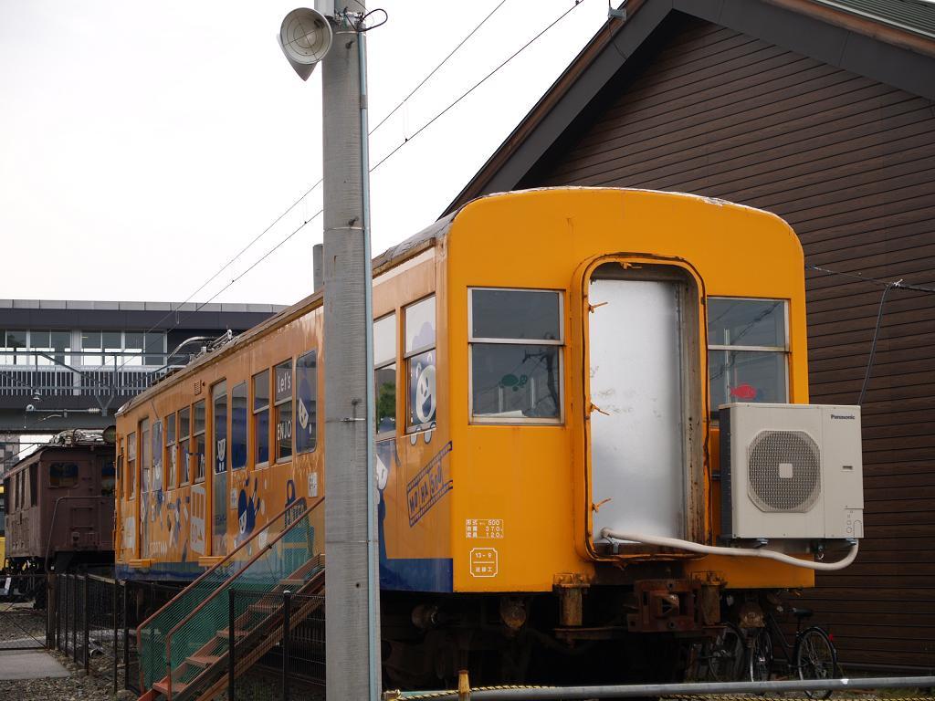 フラット日記 B: 近江鉄道 500形...
