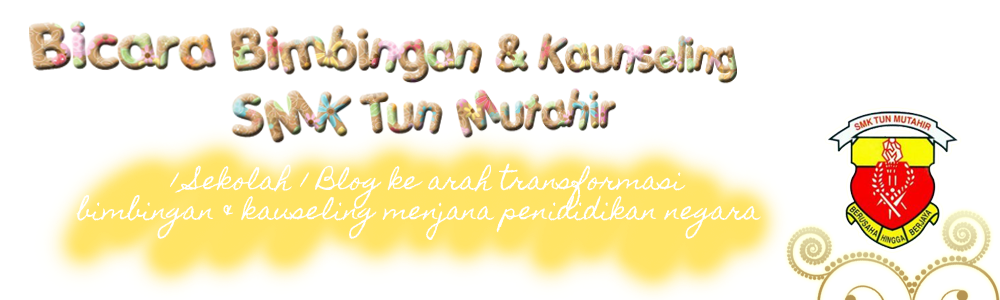 Unit Bimbingan & Kaunseling SMK Tun Mutahir