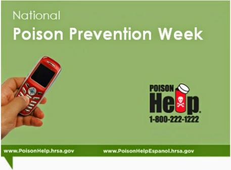 Poison Help, Safety Education series, Homeschool, Preparedness