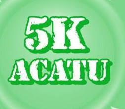 5k ACATU benéficos por los niños autistas (Pando, 02/abr/2016)