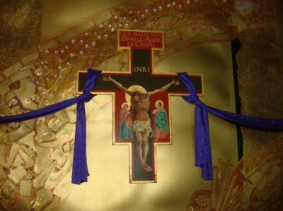 Cristo da Cripta da Nova Igreja
