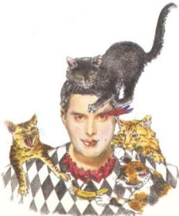 The Operacats Freddie Mercury Queen And The Cats He Loved