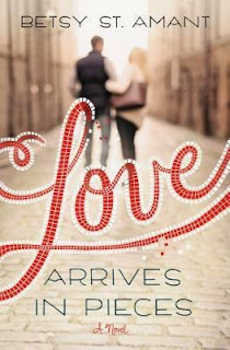love arrives in pieces book