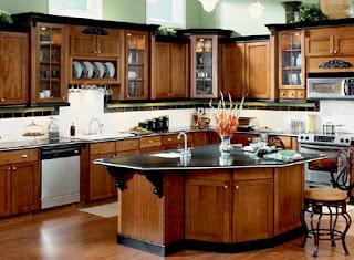 Modern Homes Kitchen Designs