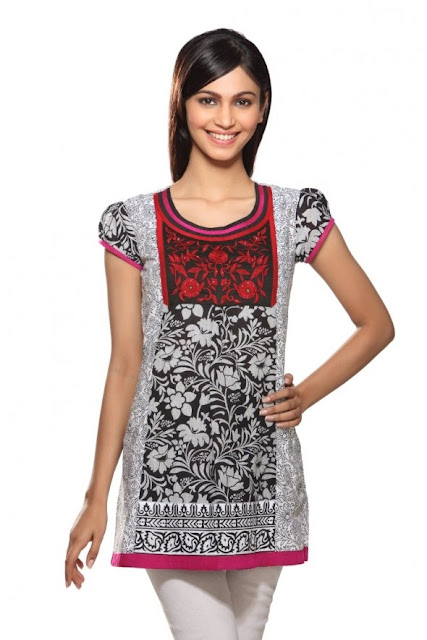 Printed-Cotton-Indian-Kurti