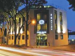 Hotel Bintang 3 di singapore - Santa Grand Hotel Bugis