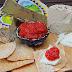 Mermelada de pimiento con tabla de quesos