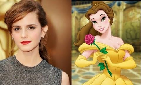 Libros Adaptados al Cine: Disney confirma a Emma Watson como protagonista de La Bella y la Bestia
