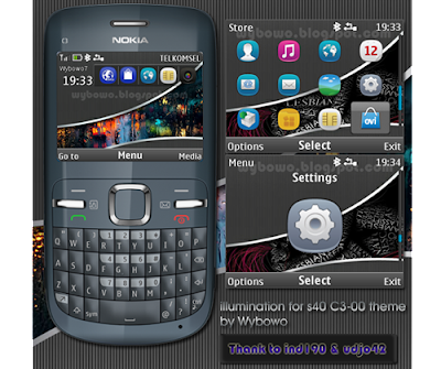 Themes For Nokia S40 320X240