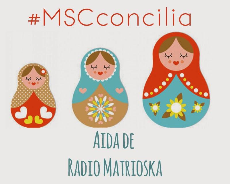conciliación Aida cobos Radio Matrioska