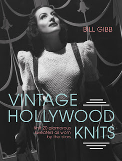The Vintage Knitter: 'Vintage Hollywood Knits' - Book Review