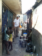 HAITI: In the narrow streets of Cite Soleil