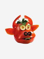 Фигурка от домат бикче