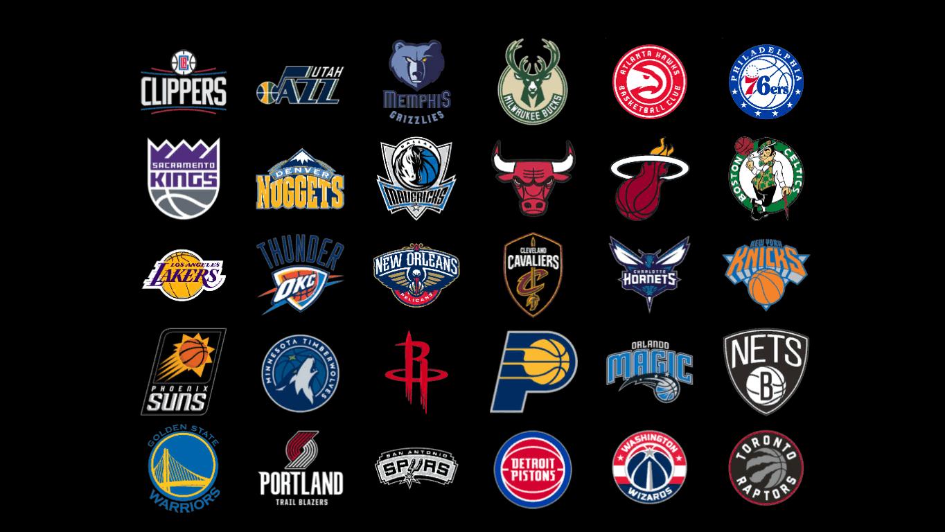 NBA 2k14 2017-18 NBA Logos Patch - HoopsVilla
