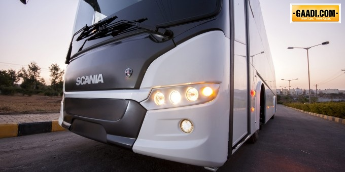 Scania Has Finally Launched Its Range Of Inter City Bus Coaches In The Indian Market Is Called Metrolink HD And Three Different