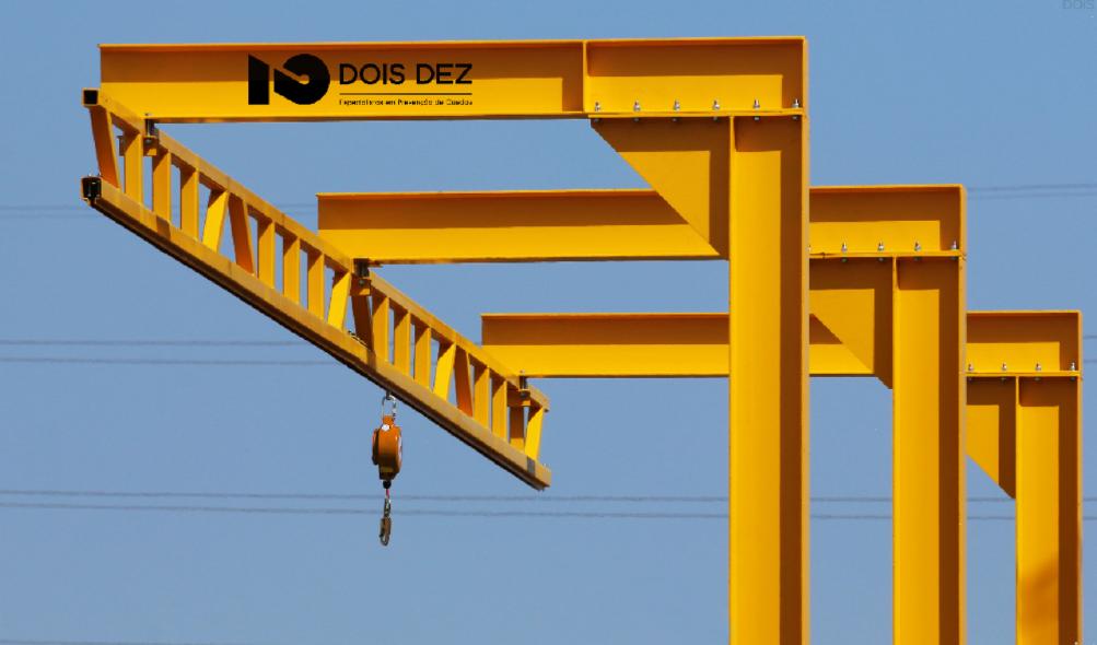 Resultado de imagem para Sistema de ancoragem tipo D