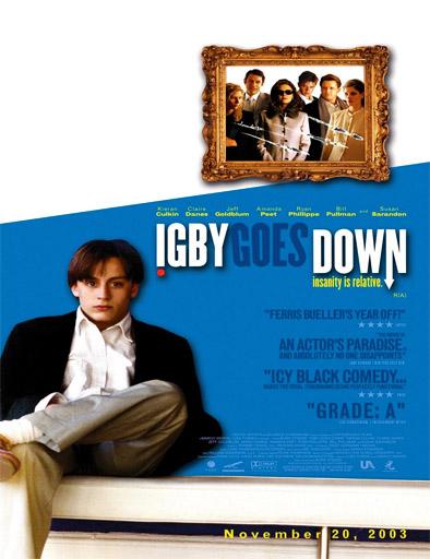 Ver Las locuras de Igby (Igby Goes Down) (2002) Online