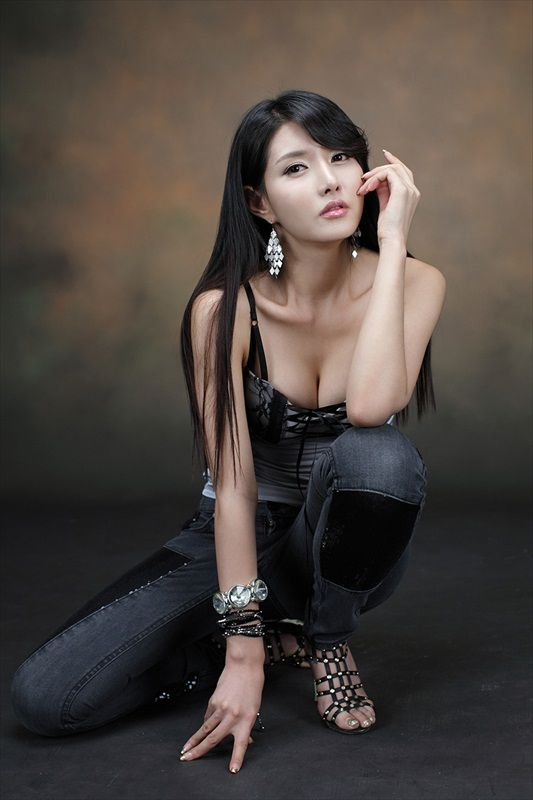 Hot Girl Cha Sun Hwa