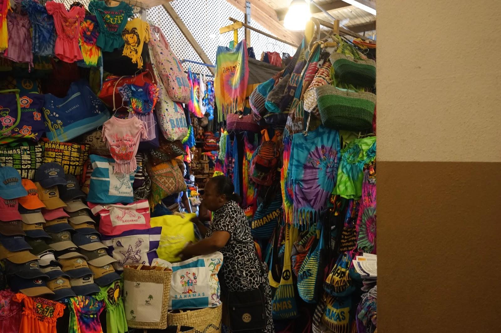 Nassau straw market