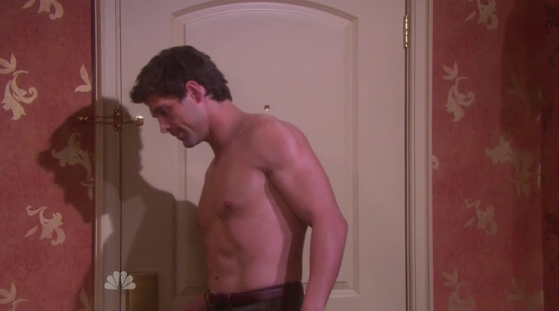 Bren Foster Shirtless in Days of Our Lives 20110728