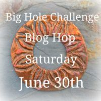 Copper Big Hole Focal Blog Hop - June 30th, 2012
