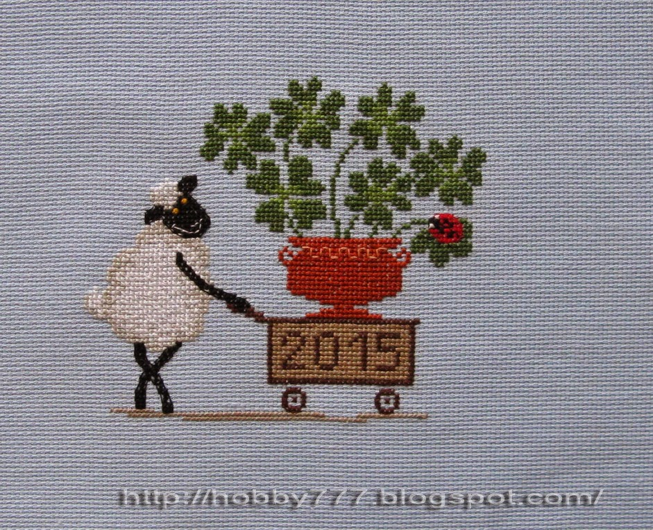 к новому году Козы/Овцы.