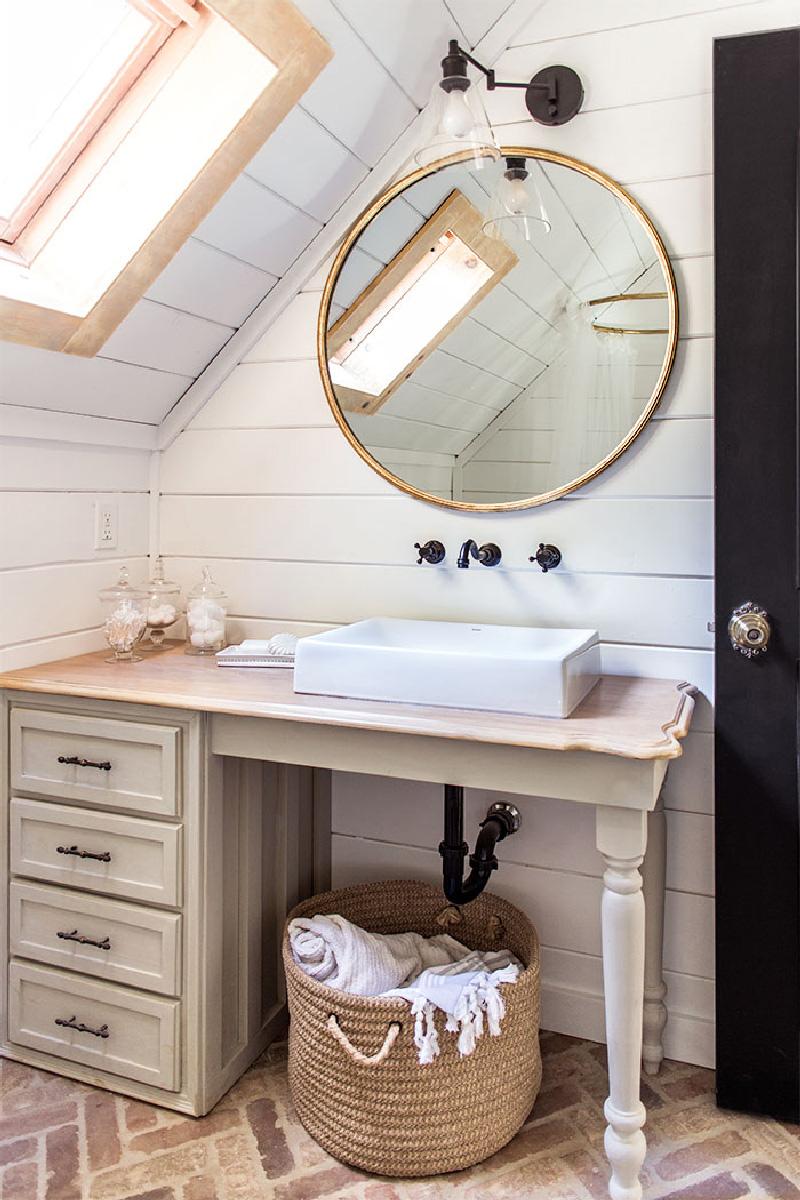 10 idee per creare un mobile da bagno originale  La gatta sul tetto