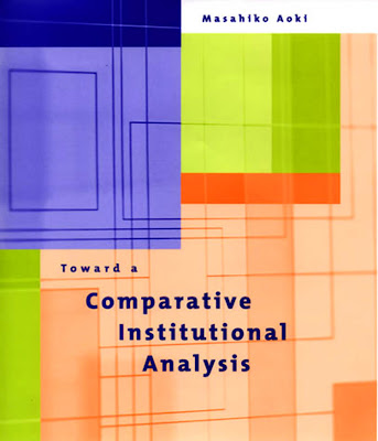 Toward a Comparative Institutional Analysis - 1001 Ebook - Free Ebook Download
