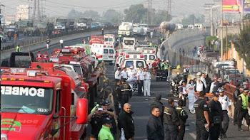 23 muertos en el Estado de México