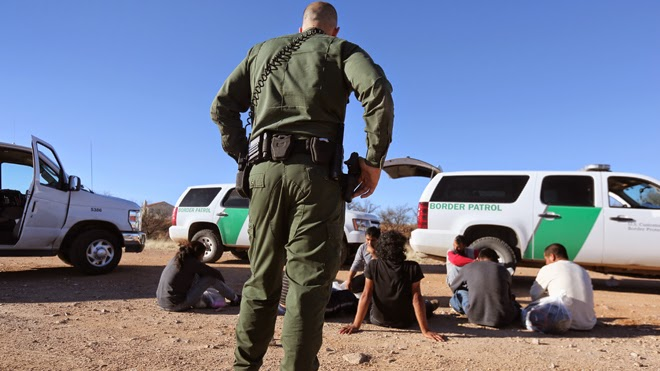 Border Patrol on alert after 71 people from hard-hit Ebola countries illegally enter U.S. this year