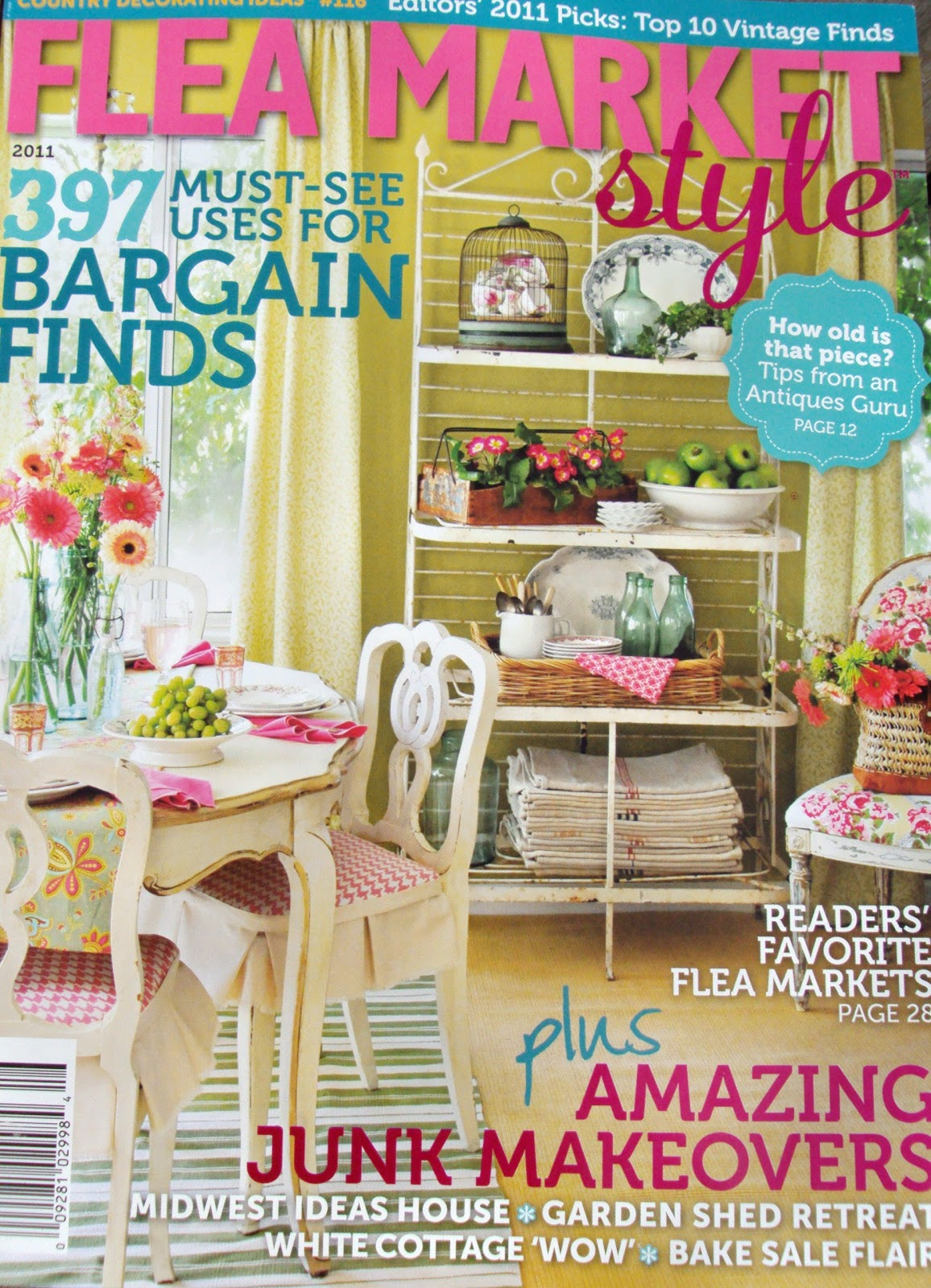 shabby vintage junk flea market style magazine available in australia here at shabby vintage. Black Bedroom Furniture Sets. Home Design Ideas