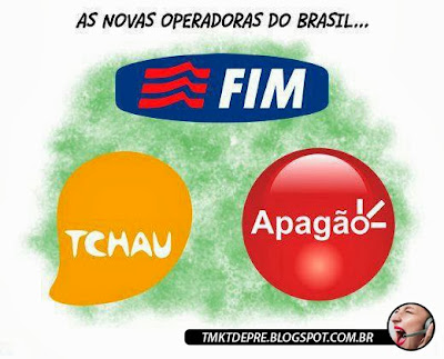 As novas Operadoras do Brasil