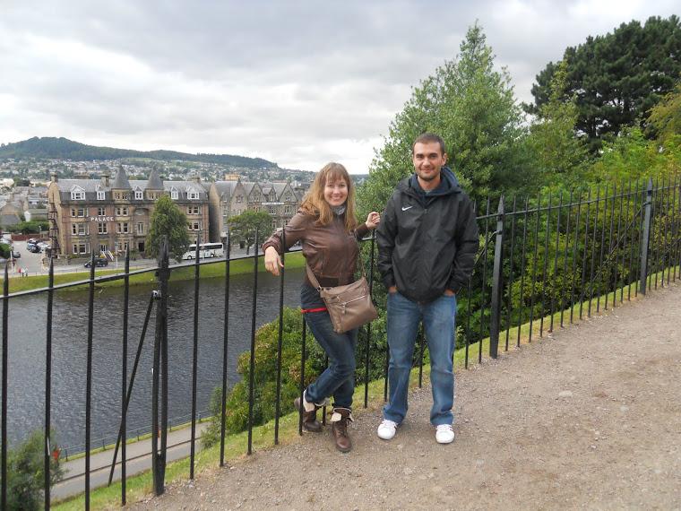 Inverness, la ciudad que se va a dormir pronto