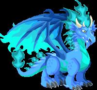 Dragon fuego fresquito