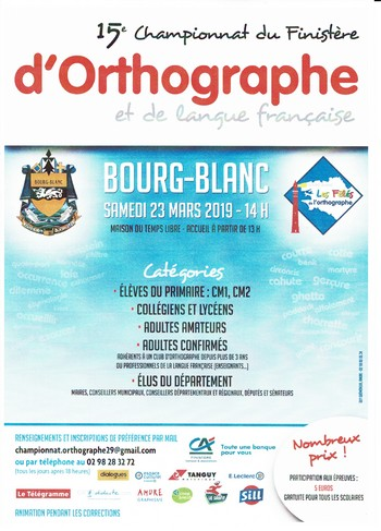 Championnat du Finistère 2019