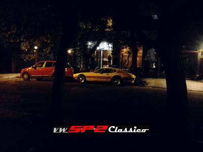 Volkswagen SP2 de noite_01
