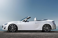 Toyota FT-86 Open Concept (2013) Side