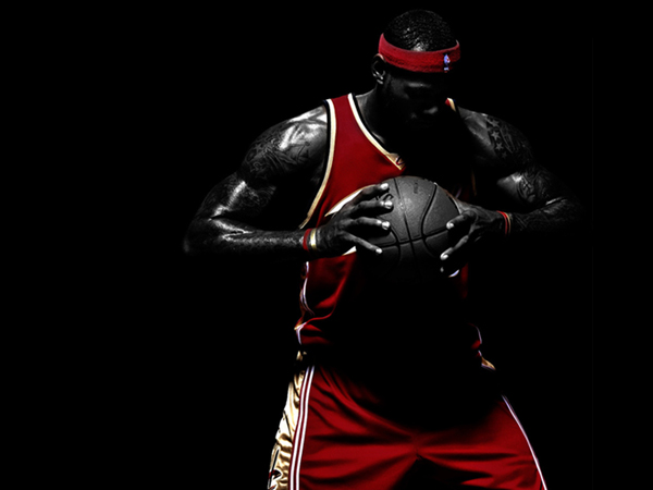 Baschet - Lebron James