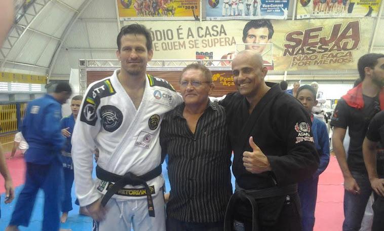 Murilo Bustamante e Mestre Jose Gomes