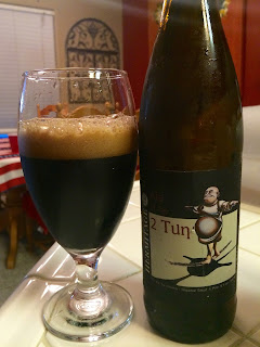 Hermitage Ale of the 2 Tun Imperial Stout 1