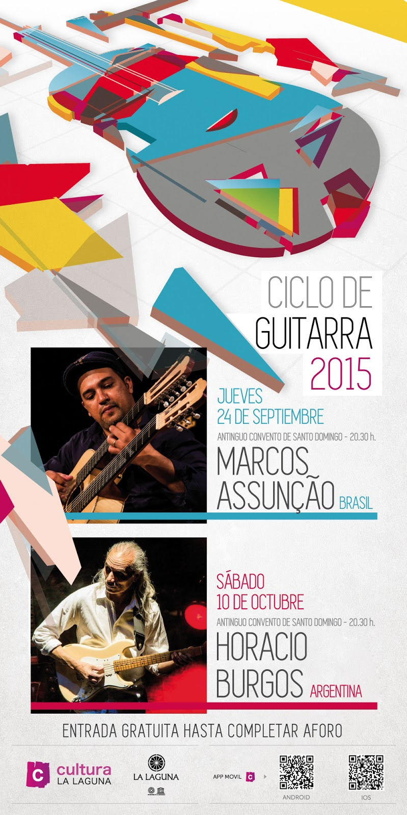 """Ciclo de Guitarra 2015"" '"