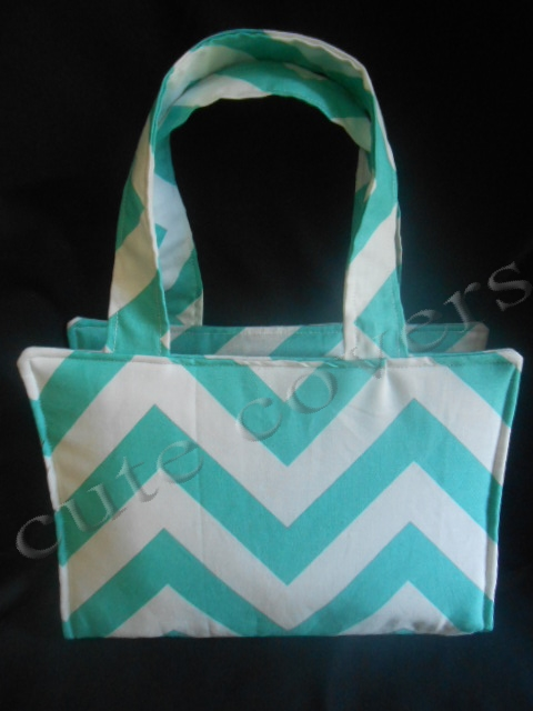 Cloth Book Covers With Handles : Cute covers aqua chevron bible cover fabric handles