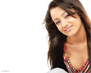 Trisha Settled In Hyderabad